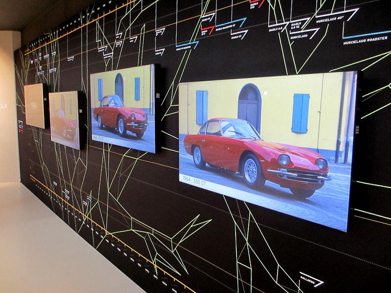 Storia Museo Lamborghini 1