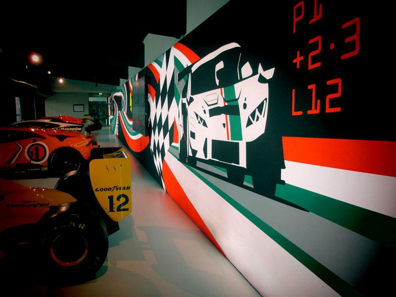 Lamborghini Museum Story 3